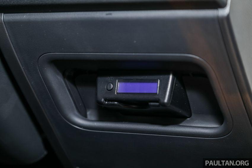 Perodua Aruz dilancar – dua varian, tujuh tempat duduk, 1.5L, ASA 2.0, harga RM72,900 dan RM77,900 Image #911321