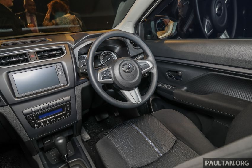 2019 Perodua Aruz SUV launched in Malaysia – seven seats; ASA 2.0; two variants; RM72,900 and RM77,900 Image #911271