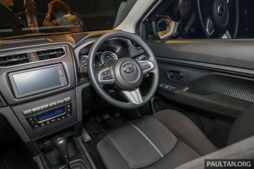 Perodua Aruz dilancar – dua varian, tujuh tempat duduk, 1.5L, ASA 2.0, harga RM72,900 dan RM77,900 Image #911325