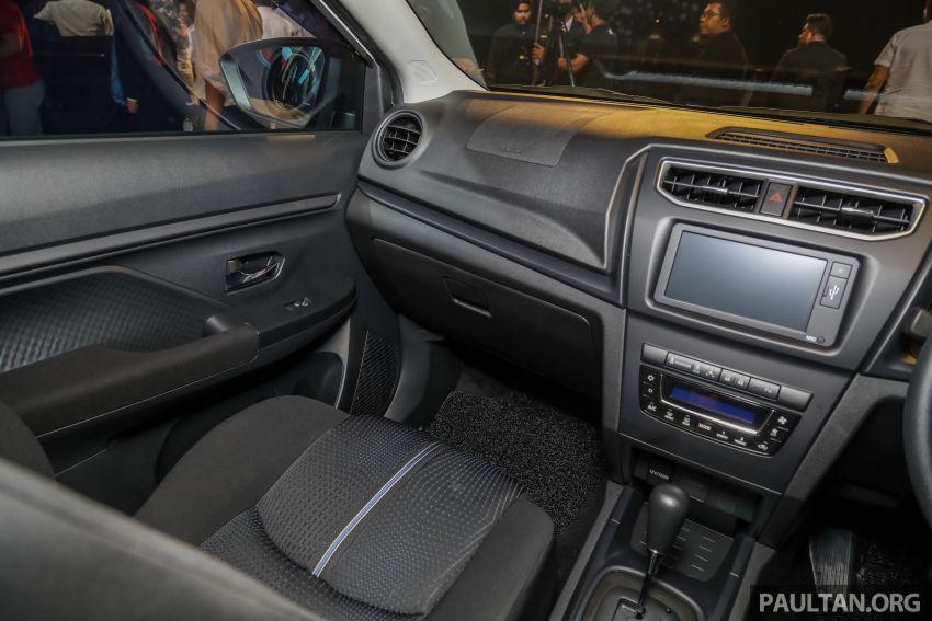 Perodua Aruz dilancar – dua varian, tujuh tempat duduk, 1.5L, ASA 2.0, harga RM72,900 dan RM77,900 Image #911329