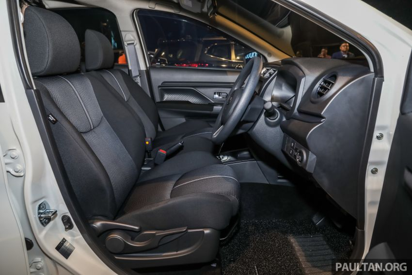 2019 Perodua Aruz SUV launched in Malaysia – seven seats; ASA 2.0; two variants; RM72,900 and RM77,900 Image #911275