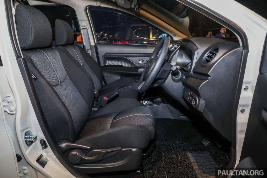 Perodua Aruz dilancar – dua varian, tujuh tempat duduk, 1.5L, ASA 2.0, harga RM72,900 dan RM77,900 Image #911331