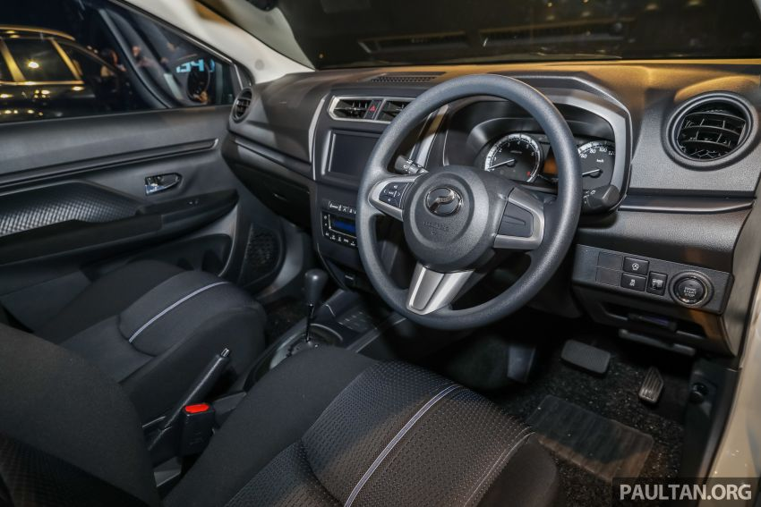 Perodua Aruz dilancar – dua varian, tujuh tempat duduk, 1.5L, ASA 2.0, harga RM72,900 dan RM77,900 Image #911282