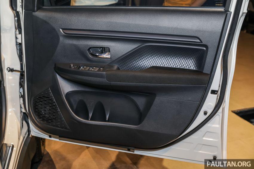 Perodua Aruz dilancar – dua varian, tujuh tempat duduk, 1.5L, ASA 2.0, harga RM72,900 dan RM77,900 Image #911337