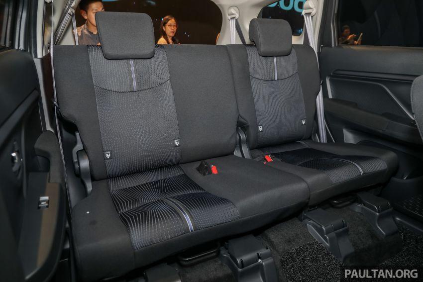 Perodua Aruz dilancar – dua varian, tujuh tempat duduk, 1.5L, ASA 2.0, harga RM72,900 dan RM77,900 Image #911344