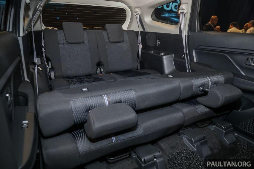Perodua Aruz dilancar – dua varian, tujuh tempat duduk, 1.5L, ASA 2.0, harga RM72,900 dan RM77,900 Image #911346