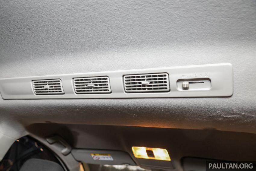 Perodua Aruz dilancar – dua varian, tujuh tempat duduk, 1.5L, ASA 2.0, harga RM72,900 dan RM77,900 Image #911354