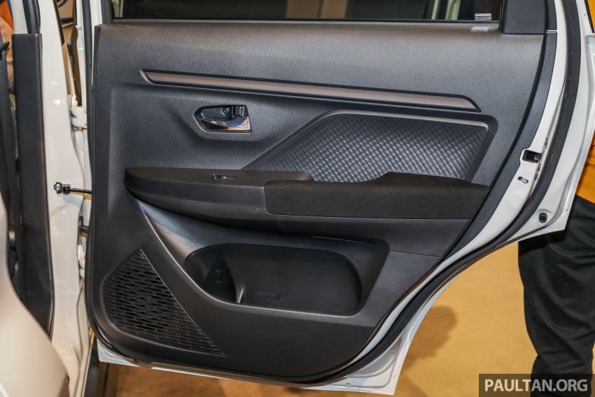 Perodua Aruz dilancar – dua varian, tujuh tempat duduk, 1.5L, ASA 2.0, harga RM72,900 dan RM77,900 Image #911360