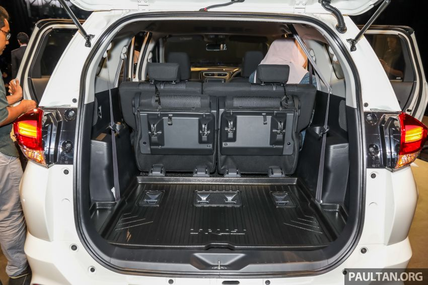 2019 Perodua Aruz SUV launched in Malaysia – seven seats; ASA 2.0; two variants; RM72,900 and RM77,900 Image #911313