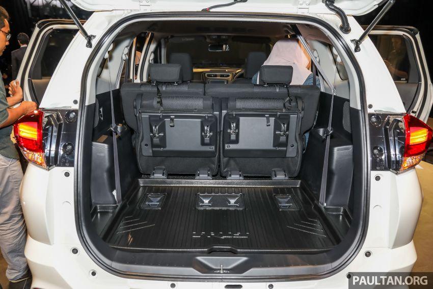 Perodua Aruz dilancar – dua varian, tujuh tempat duduk, 1.5L, ASA 2.0, harga RM72,900 dan RM77,900 Image #911364