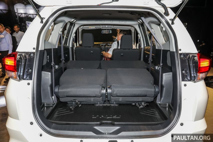 Perodua Aruz dilancar – dua varian, tujuh tempat duduk, 1.5L, ASA 2.0, harga RM72,900 dan RM77,900 Image #911366