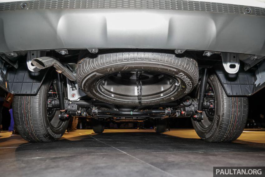 Perodua Aruz dilancar – dua varian, tujuh tempat duduk, 1.5L, ASA 2.0, harga RM72,900 dan RM77,900 Image #911372