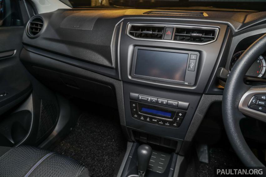 Perodua Aruz dilancar – dua varian, tujuh tempat duduk, 1.5L, ASA 2.0, harga RM72,900 dan RM77,900 Image #911290