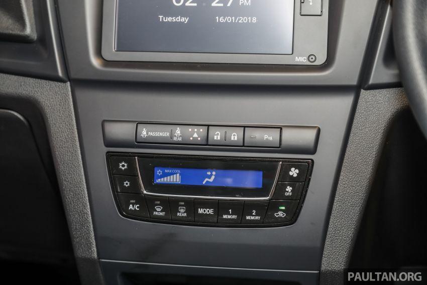 Perodua Aruz dilancar – dua varian, tujuh tempat duduk, 1.5L, ASA 2.0, harga RM72,900 dan RM77,900 Image #911297