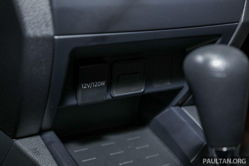 Perodua Aruz dilancar – dua varian, tujuh tempat duduk, 1.5L, ASA 2.0, harga RM72,900 dan RM77,900 Image #911301