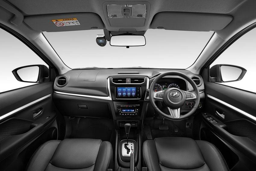Perodua Aruz dilancar – dua varian, tujuh tempat duduk, 1.5L, ASA 2.0, harga RM72,900 dan RM77,900 Image #910994