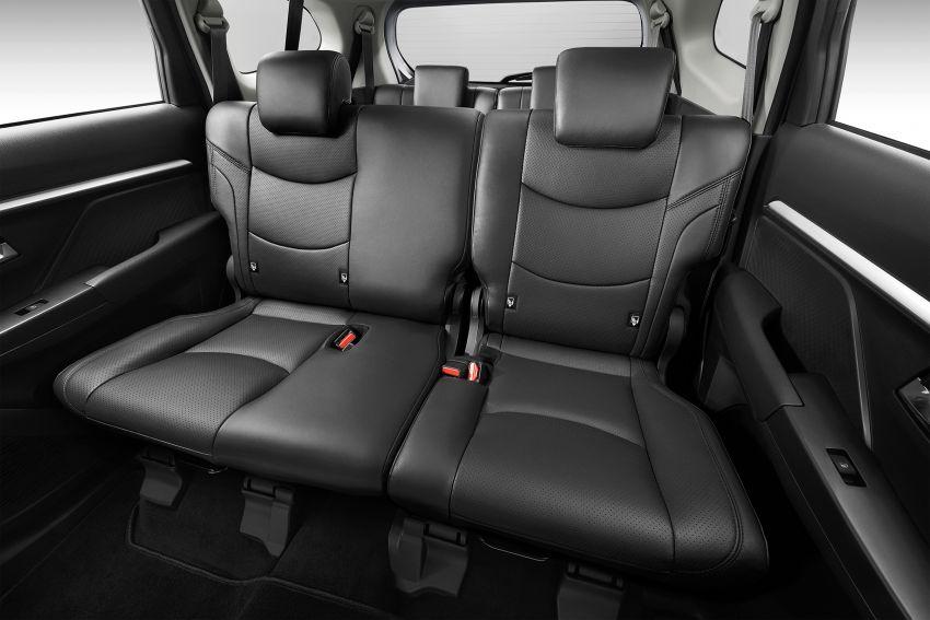 Perodua Aruz dilancar – dua varian, tujuh tempat duduk, 1.5L, ASA 2.0, harga RM72,900 dan RM77,900 Image #911001