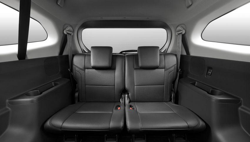 Perodua Aruz dilancar – dua varian, tujuh tempat duduk, 1.5L, ASA 2.0, harga RM72,900 dan RM77,900 Image #911002