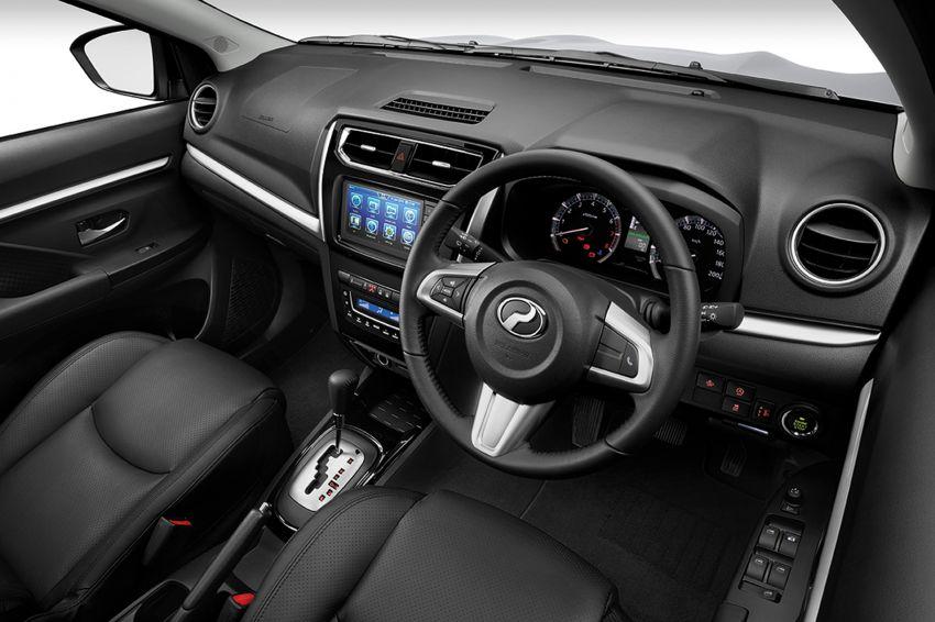 Perodua Aruz dilancar – dua varian, tujuh tempat duduk, 1.5L, ASA 2.0, harga RM72,900 dan RM77,900 Image #911003