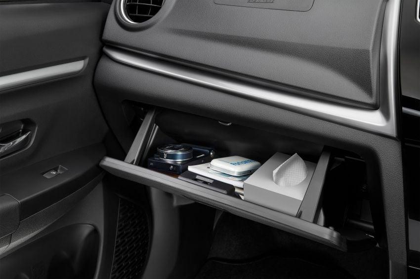 Perodua Aruz dilancar – dua varian, tujuh tempat duduk, 1.5L, ASA 2.0, harga RM72,900 dan RM77,900 Image #911006