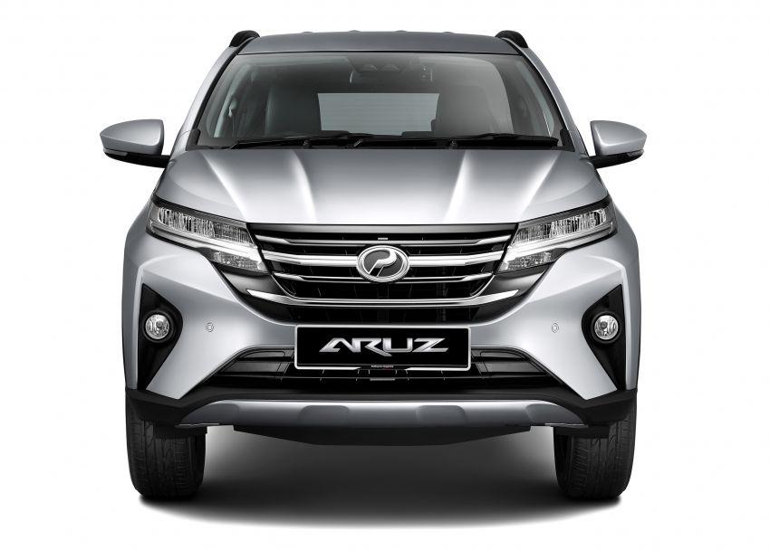 Perodua Aruz dilancar – dua varian, tujuh tempat duduk, 1.5L, ASA 2.0, harga RM72,900 dan RM77,900 Image #910985