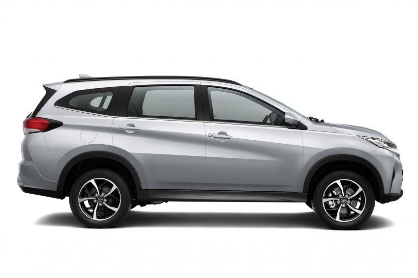 Perodua Aruz dilancar – dua varian, tujuh tempat duduk, 1.5L, ASA 2.0, harga RM72,900 dan RM77,900 Image #910989