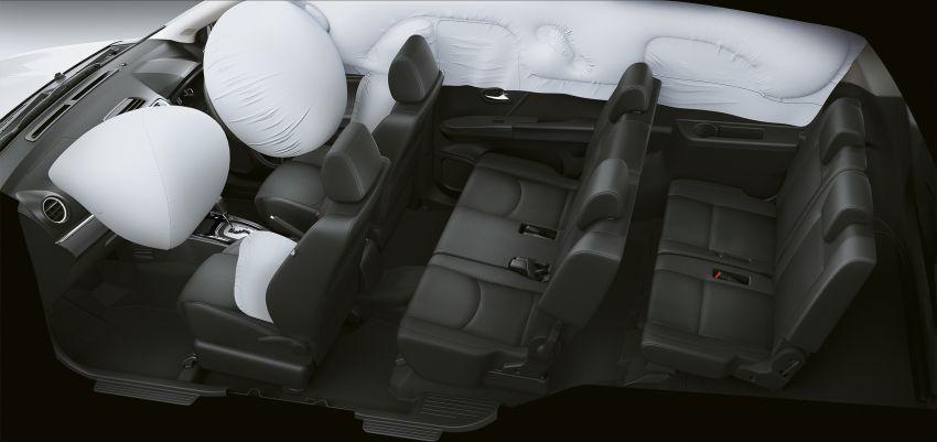 Perodua Aruz dilancar – dua varian, tujuh tempat duduk, 1.5L, ASA 2.0, harga RM72,900 dan RM77,900 Image #910990