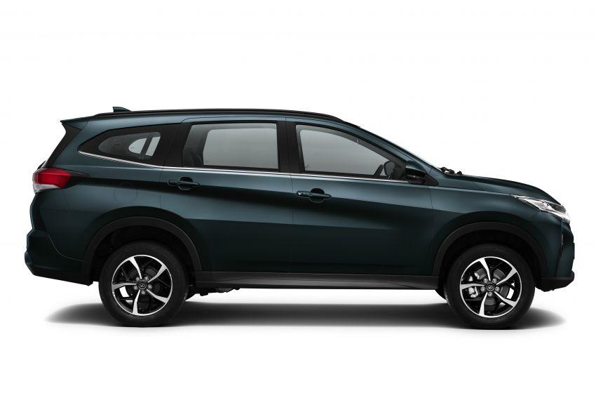 Perodua Aruz dilancar – dua varian, tujuh tempat duduk, 1.5L, ASA 2.0, harga RM72,900 dan RM77,900 Image #911009
