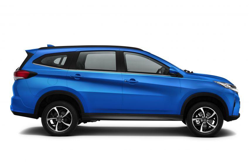 Perodua Aruz dilancar – dua varian, tujuh tempat duduk, 1.5L, ASA 2.0, harga RM72,900 dan RM77,900 Image #911010