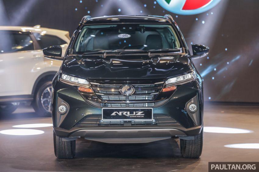 Perodua Aruz dilancar – dua varian, tujuh tempat duduk, 1.5L, ASA 2.0, harga RM72,900 dan RM77,900 Image #911515