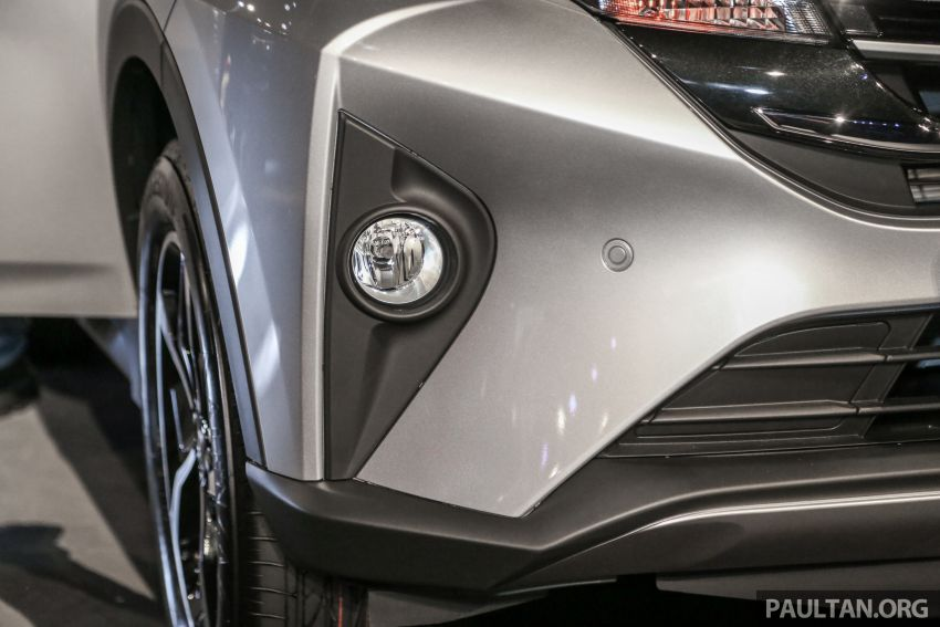 2019 Perodua Aruz SUV launched in Malaysia – seven seats; ASA 2.0; two variants; RM72,900 and RM77,900 Image #911328