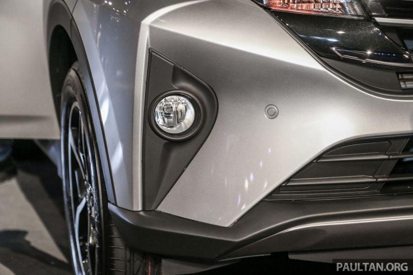 Perodua Aruz dilancar – dua varian, tujuh tempat duduk, 1.5L, ASA 2.0, harga RM72,900 dan RM77,900 Image #911410