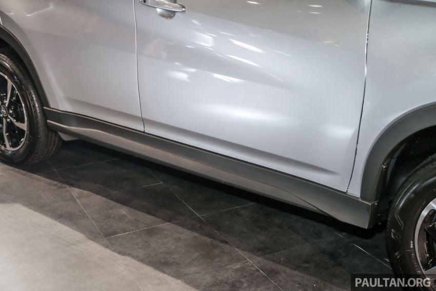 Perodua Aruz dilancar – dua varian, tujuh tempat duduk, 1.5L, ASA 2.0, harga RM72,900 dan RM77,900 Image #911422