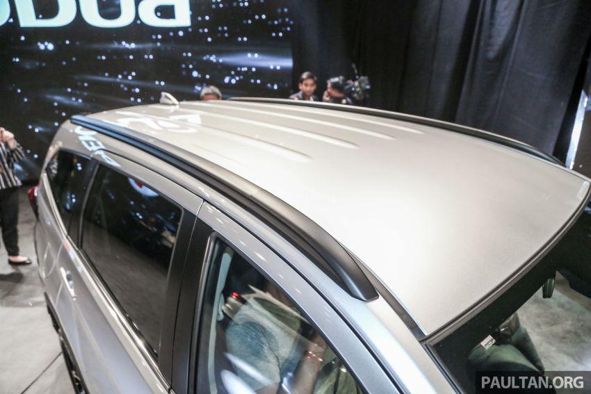 Perodua Aruz dilancar – dua varian, tujuh tempat duduk, 1.5L, ASA 2.0, harga RM72,900 dan RM77,900 Image #911425