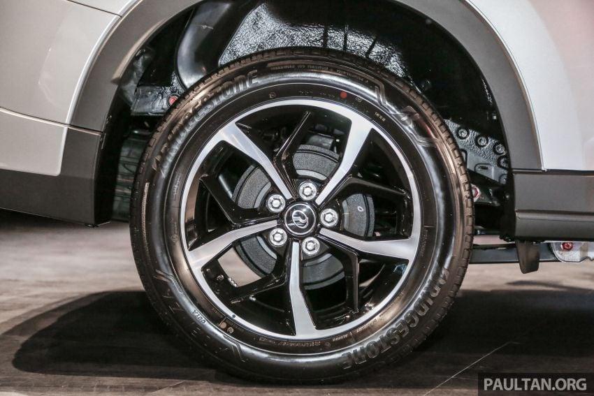 Perodua Aruz dilancar – dua varian, tujuh tempat duduk, 1.5L, ASA 2.0, harga RM72,900 dan RM77,900 Image #911429