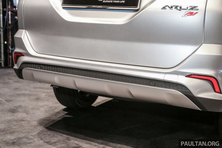 2019 Perodua Aruz SUV launched in Malaysia – seven seats; ASA 2.0; two variants; RM72,900 and RM77,900 Image #911356