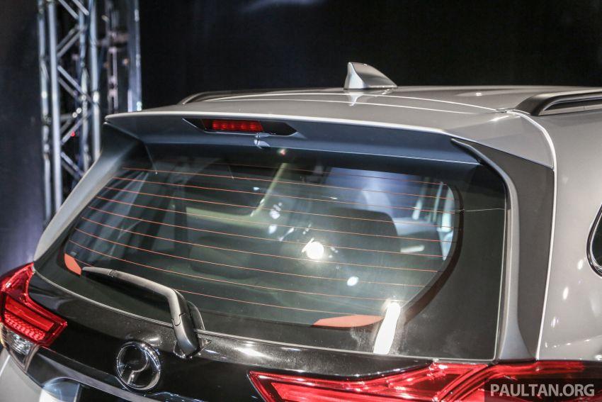 Perodua Aruz dilancar – dua varian, tujuh tempat duduk, 1.5L, ASA 2.0, harga RM72,900 dan RM77,900 Image #911444