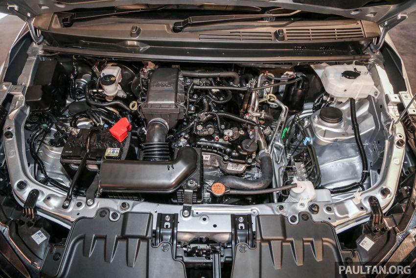 Perodua Aruz dilancar – dua varian, tujuh tempat duduk, 1.5L, ASA 2.0, harga RM72,900 dan RM77,900 Image #911446