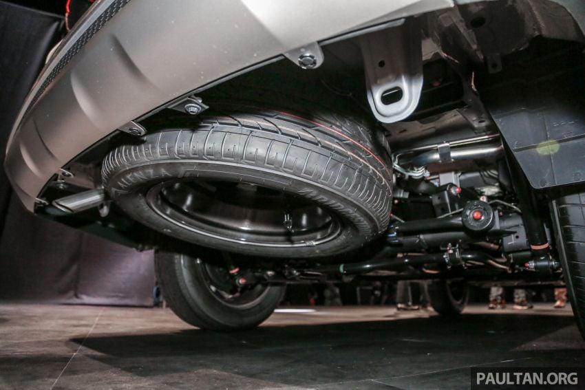 Perodua Aruz dilancar – dua varian, tujuh tempat duduk, 1.5L, ASA 2.0, harga RM72,900 dan RM77,900 Image #911448