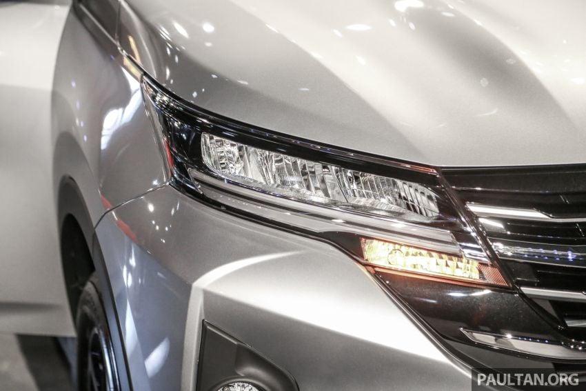 Perodua Aruz dilancar – dua varian, tujuh tempat duduk, 1.5L, ASA 2.0, harga RM72,900 dan RM77,900 Image #911406