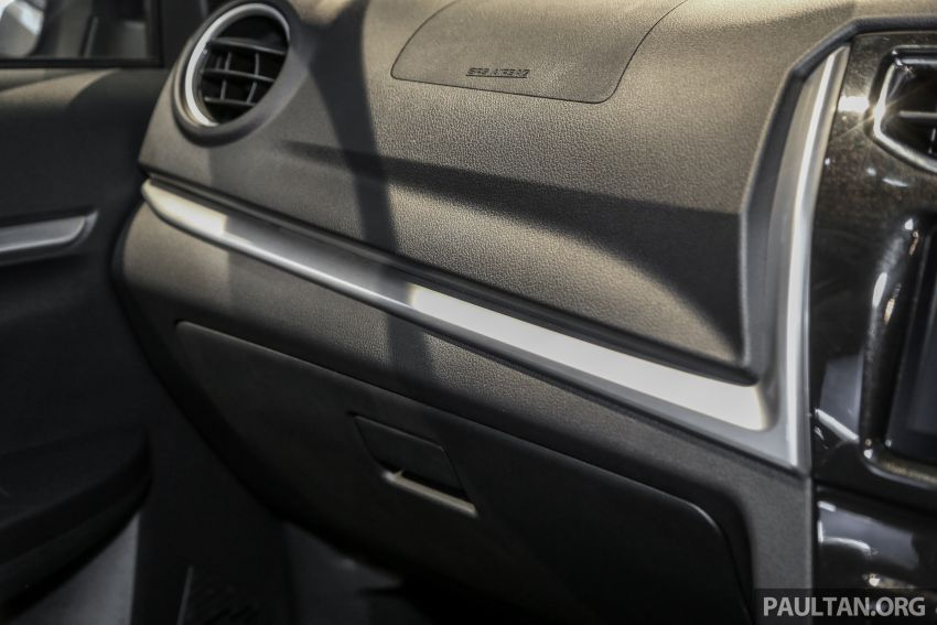 Perodua Aruz dilancar – dua varian, tujuh tempat duduk, 1.5L, ASA 2.0, harga RM72,900 dan RM77,900 Image #911461