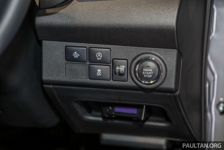 Perodua Aruz dilancar – dua varian, tujuh tempat duduk, 1.5L, ASA 2.0, harga RM72,900 dan RM77,900 Image #911463