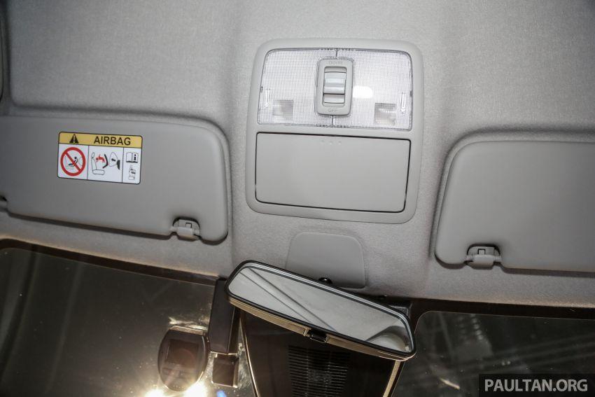 Perodua Aruz dilancar – dua varian, tujuh tempat duduk, 1.5L, ASA 2.0, harga RM72,900 dan RM77,900 Image #911464