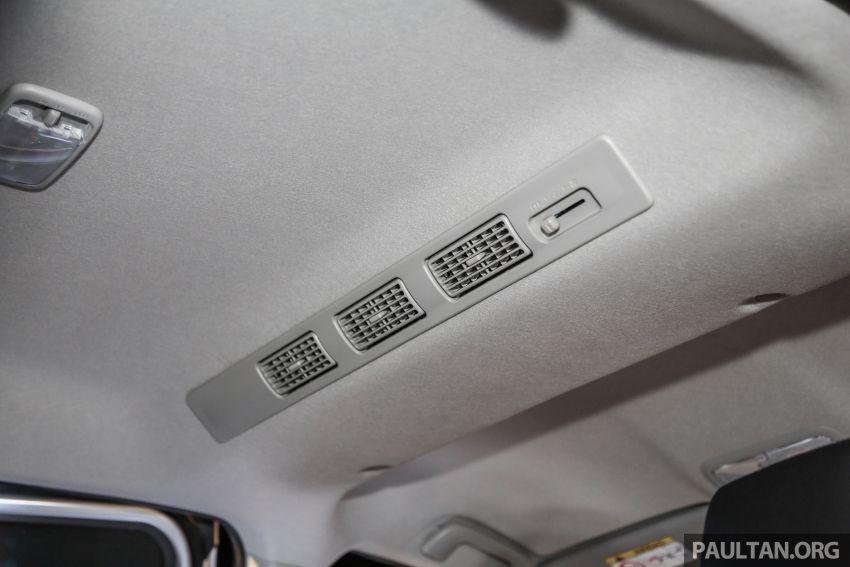 Perodua Aruz dilancar – dua varian, tujuh tempat duduk, 1.5L, ASA 2.0, harga RM72,900 dan RM77,900 Image #911466