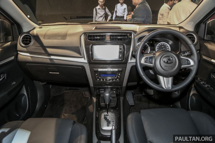2019 Perodua Aruz SUV launched in Malaysia – seven seats; ASA 2.0; two variants; RM72,900 and RM77,900 Image #911367