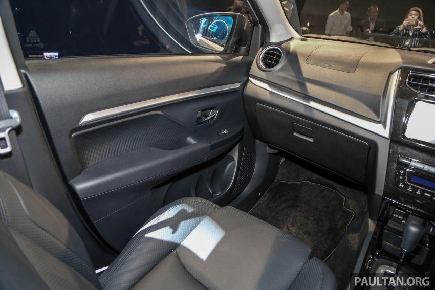 Perodua Aruz dilancar – dua varian, tujuh tempat duduk, 1.5L, ASA 2.0, harga RM72,900 dan RM77,900 Image #911469