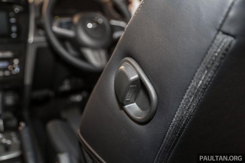 Perodua Aruz dilancar – dua varian, tujuh tempat duduk, 1.5L, ASA 2.0, harga RM72,900 dan RM77,900 Image #911484