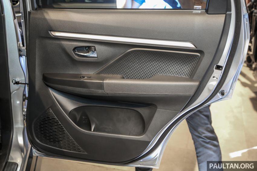 Perodua Aruz dilancar – dua varian, tujuh tempat duduk, 1.5L, ASA 2.0, harga RM72,900 dan RM77,900 Image #911488