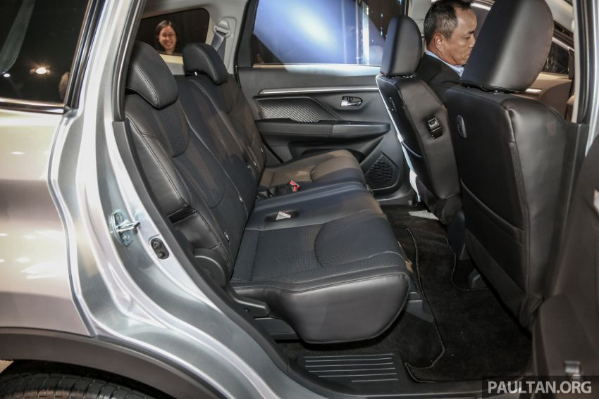2019 Perodua Aruz SUV launched in Malaysia – seven seats; ASA 2.0; two variants; RM72,900 and RM77,900 Image #911407