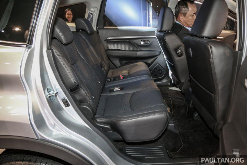 Perodua Aruz dilancar – dua varian, tujuh tempat duduk, 1.5L, ASA 2.0, harga RM72,900 dan RM77,900 Image #911490